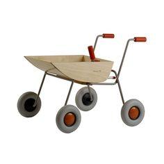 Carretilla de juguete para niños Sibis Franz de Sirch