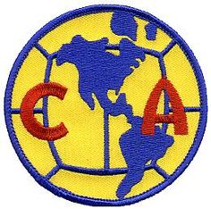 this is the Club America team logo