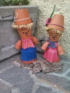 For children  in the garden.