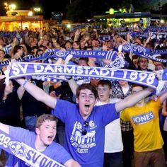 Darmstadt 98 feiert Aufstieg: 'Machen jetzt drei Tage durch'