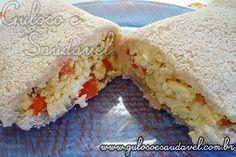 Receita com cara de fds prolongado, não é? É a nossa queridinha Tapioca de Ovos Mexidos, Legumes e Ricota!  #Receita aqui => http://www.gulosoesaudavel.com.br/2011/07/11/tapioca-de-ovos-mexidos-legumes-e-ricota/