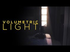 Create 3D Volumetric Light in After Effects! - Tutorial - YouTube
