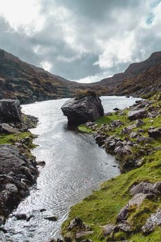 theencompassingworld: Gap of Dunloe, Ireland More of our amazing...