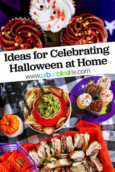 AD: Check out these super simple, festive ideas for Halloween food & fun at UrbanBlissLife.com! #Safeway #halloween #holidays #halloweentreats #snacks #partyplanning #familyfun Brunch Recipes, Wine Recipes, Appetizer Recipes, Breakfast Recipes, Cooking Recipes, Easy Halloween Crafts, Halloween Treats, Happy Halloween, Vanilla And Chocolate Cupcakes