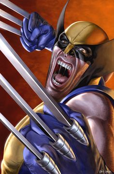 Photo of Wolverine for fans of Marvel Comics 10545107 Marvel Wolverine, Marvel Comics, Wolverine Origins, Hq Marvel, Logan Wolverine, Marvel Heroes, Comic Book Characters, Marvel Characters, Comic Character