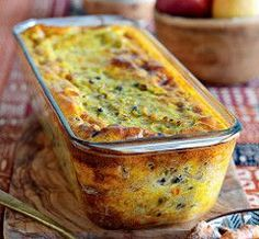 Bobotie South Africa recipe. Like a savoury spiced bread pudding