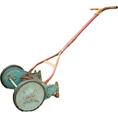 Push Lawnmower...I how I remember this