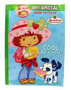 Strawberry Shortcake Cool for School Coloring Book American Greetings http://www.amazon.com/dp/B00CLVQLE0/ref=cm_sw_r_pi_dp_gYwlvb03YYMVP