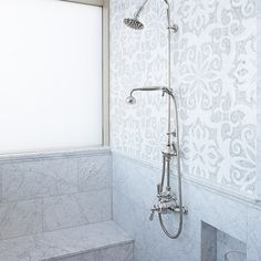 New Ravenna   Purchased the tile in Chicago at Materials Marketing. www.mstoneandtile.com