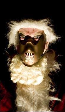 .. Bad Santa, Halloween Face Makeup, Fictional Characters, Art, Art Background, Kunst, Performing Arts, Fantasy Characters, Art Education Resources