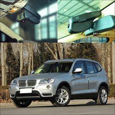 For BMW X3 X5 X6 before 2012 Car wifi DVR Driving Video Recorder hidden Installation Novatek 96655 Car black box Dashcam