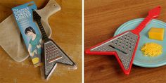 Guitar Cheese Grater, #Cooking gadgets