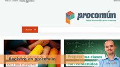 Cómo registrarse en Procomún