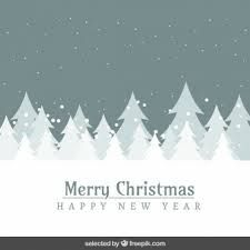 Resultado de imagen para siluetas de pinos de navidad