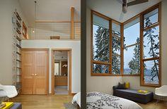 Guest Bedroom Loft above Master Bedroom