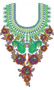 Now you can enjoy our Premium Range Embroidery Designs of Neck Design Of Neck, Hand Embroidery, Embroidery Designs, Collar Pattern, Stitch Design, Sewing For Beginners, Wedding Wear, Traditional Dresses, Blouse Designs