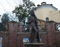 Estatua del Cascamorras (Guadix)