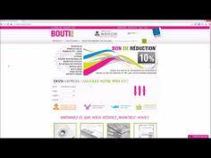 BoutiPub vous offre la possibilité de créer votre maquette en ligne pour vos banderoles, vos stands, vos panneaux et bien d'autres produits de sa boutique. Pour cela, rien de plus simple, il vous suffit de suivre cette vidéo. Map, Boutique, Simple, Streamers, Mockup, Products, Cards, Maps, Boutiques