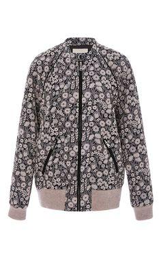 Liane Jacquard Jacket by REBECCA TAYLOR for Preorder on Moda Operandi
