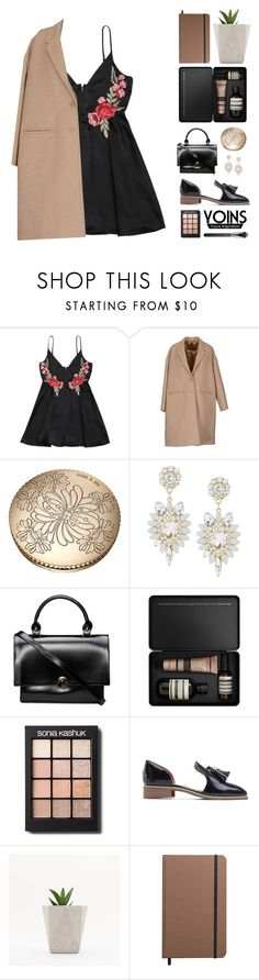 """Summer Date Night with Yoins"" by hiddlescat on Polyvore featuring Neil Barrett, Paul & Joe, Aesop, Sonia Kashuk, Shinola, MAC Cosmetics, yoins, yoinscollection and loveyoins"