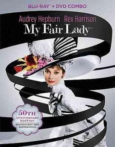 A priceless classic, MY FAIR LADY has become one of the most popular musicals of all time. Based on George Bernard Shaw's 1913 play PYGMALION, the film swept the Academy Awards. Cecil Beaton's lavish