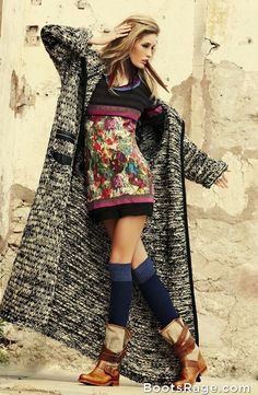 Aldo Martins Fall-Winter 2012-2013 Collection - Women Boots And Booties