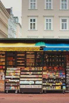 Cinnamon and Tea Vienna, by anune.fotologie
