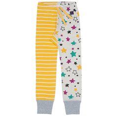Abracadabra! Polarn O. Pyret scandi stars and stripes kids leggings for a magical autumn. #polarnopyretuk