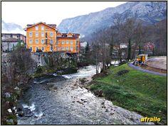 Arenas de Cabrales (Asturias).