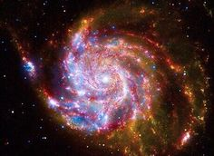 ScienceChannel: The Wildfire Galaxy.  https://t.co/EmdVC6utX5