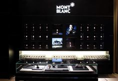Montblanc flagship store, Beijing store design