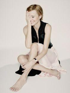 Актриса Ингеборга Дапкунайте в интервью для Vogue INGEBORGA DAPKUNAITE