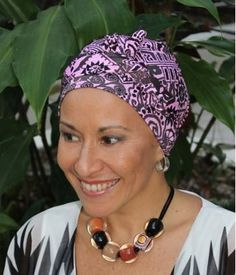 Our beautiful Zahra headscarf.   Made with microfibre polyamide-elastane which has moisture wicking and anti-bacterial properties.   Keeps you cool and dry and the elastane composition in the material is snug on the head.  Endorsed by oncologists, breast care nurses and consultants.  Designed to be worn in several fashionable ways including turning it into a sophisticated turban and into a beanie to wear in bed.    Ticks all the boxes.  E for Elegance  Click here to order  #breastcancer
