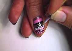 Nail Designs With Toothpicks ...