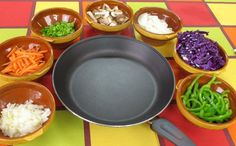 Trucos para hacer un salteado de verduras | Cocina