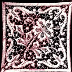 Victorian Lace Embroidery Patterns on CD Designs Collar Table Cloth Bedspread | eBay