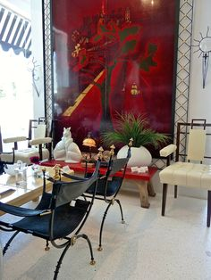 .Large wall art / dining