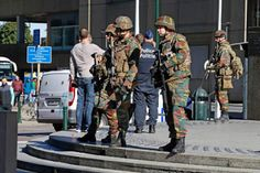 Terror attack in Brussels as two cops are stabbed and train station evacuated over bomb scare   Whatsapp / Call 2349034421467 or 2348063807769 For Lovablevibes Music Promotion   Bruxelles Nord train station in Brussels Belgium was evacuated today following a bomb scare while two police men in another part of Brussels were stabbed by a man armed with a Swiss army knifein what security experts believe to be two suspected terror scares in different parts of the city. The train station was…