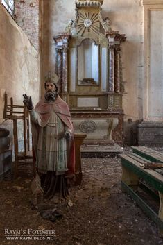 Chapel B, Kapel,verlaten Kerk, België, Urbex, Abandoned, Lost Place