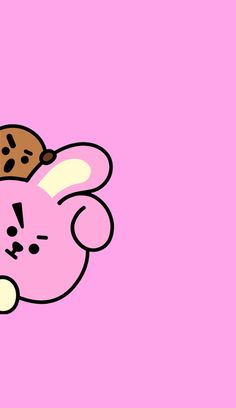 Cookies Pegatina 18 Ideas For 2019 Bts Backgrounds, Cute Wallpaper Backgrounds, Cute Cartoon Wallpapers, Animes Wallpapers, Bts Wallpaper, Iphone Wallpaper, Lines Wallpaper, Bts Boys, Bts Bangtan Boy