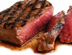 Steak with Beer Marinade: