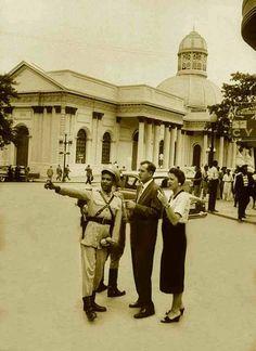 Policia de Caracas 1950