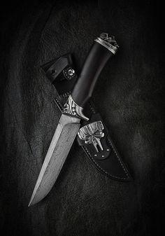 Vadim Piskarev Rusia hand made knifes