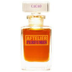 Aftelier Perfumes - Cacao perfume