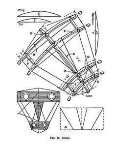 Build your own Glider Kite