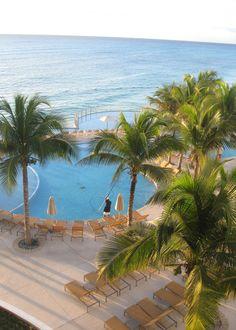 Playacar Palace Pool,Mexico