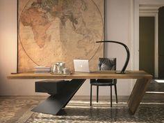 Nasdaq Office Desk