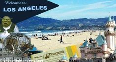 Welcome to Los Angeles    Book Cheap Tours  http://cheapflightandhotel.net/tour-tickets/    Book Cheap Flights  http://cheapflightandhotel.net/flight/