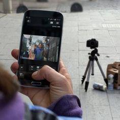 Pripojenie k sieti Wi-Fi - Canon Slovakia Eos, Ideas Creativas, Wi Fi, Canon, Printer, Cinema, Phone, Small Office, Travel Photography