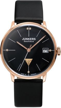 Junkers Watch Bauhaus Lady #2015-2016-sale #bezel-fixed #black-friday-special #bracelet-strap-synthetic #brand-junkers #case-depth-8mm #case-material-rose-gold-pvd #case-width-35mm #classic #date-yes #delivery-timescale-1-2-weeks #dial-colour-black #gender-ladies #movement-quartz-battery #official-stockist-for-junkers-watches #packaging-junkers-watch-packaging #sale-item-yes #style-dress #subcat-bauhaus #supplier-model-no-6075-2 #vip-exclusive #warranty-junkers-official-2-year-guarantee…